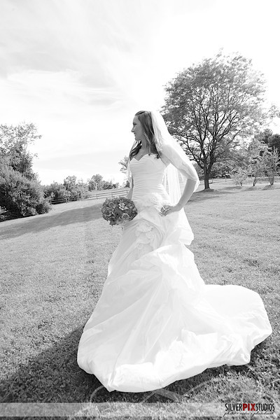 Preceremony Bride