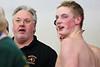 BHS Boys Swimming Coach Tim McInnis, 2012