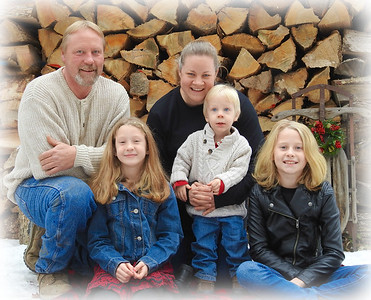 Tim and Jill Soucie Family Photos