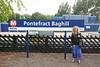 Pontefract Baghill <br /> <br /> Ghost Station <br /> <br /> 16th June 2011