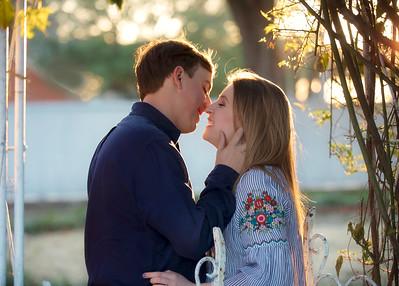 Tim and Megan Engagements