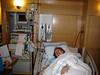 In Birthing Suite mit Geräten
