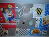 Timmys Wickeltisch-Collage