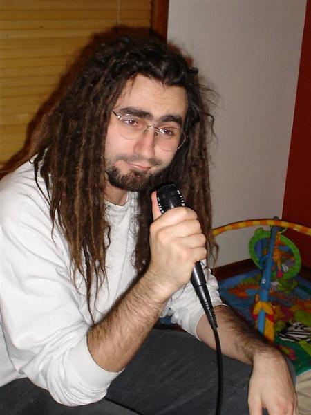 French Idol Eric