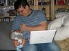Multitasking Daddy