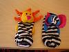 Lustige Rassel-Socken