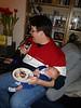 Kuchen, Sohn und Singen