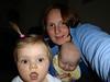 Selbstauslöser mit Babies