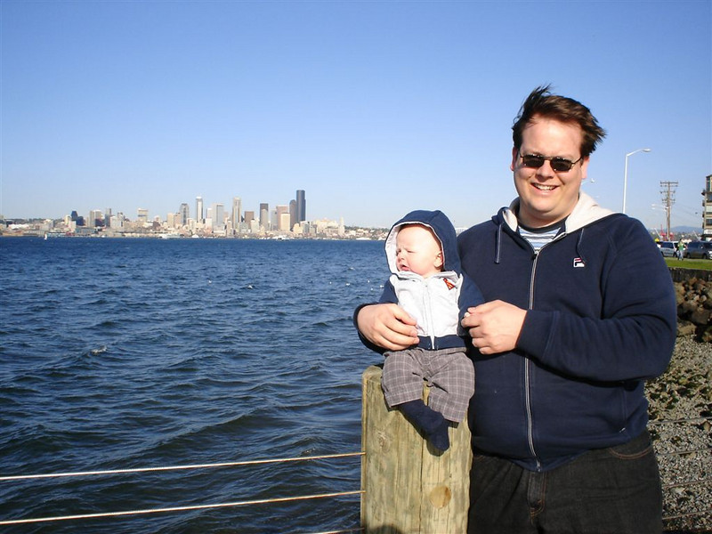 Picture-Perfect mit Papa