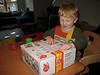 Lebkuchen-Paket von Oma Edith und Opa Wanz