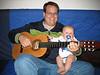 Elvis und Sohn