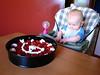 Flirten mit Kuchen!