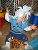 Scheich Bär mit seinem Tiger groovt zu Beatles