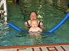Ulknudel mit Schwimmnudel