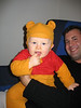 Pooh-Bear   John an Halloween