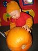Grosser Pumpkin, kleiner Tim