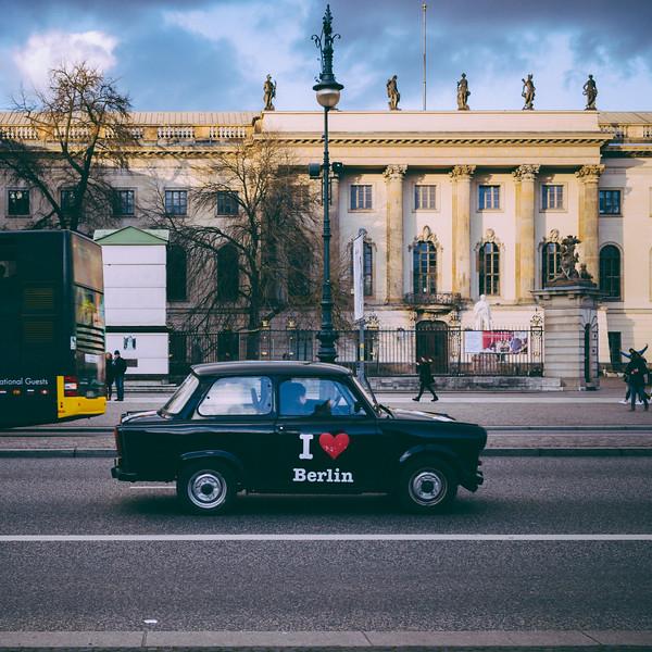 Berlin Slide Show