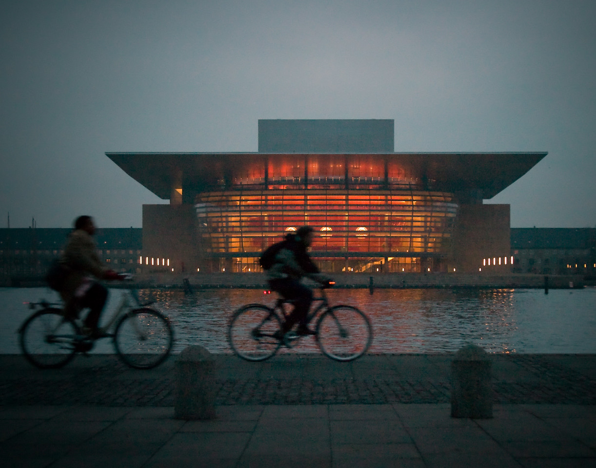 Opera House - Copenhagen, Denmark