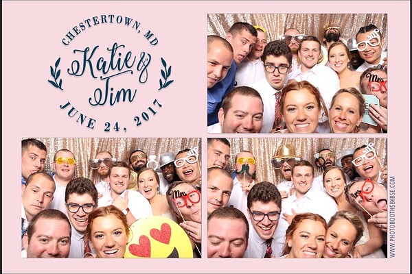 Tim & Katie's Wedding Photo Booth