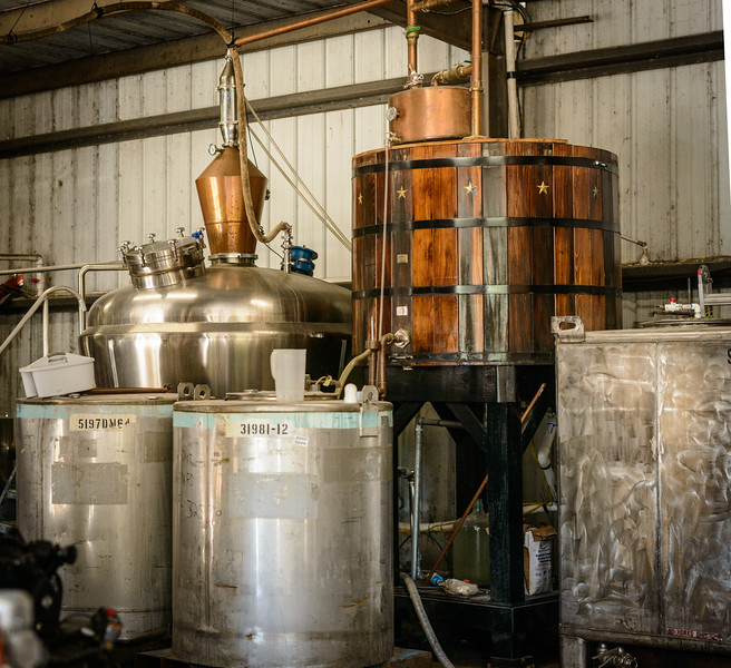 Pot Still at Timber Creek