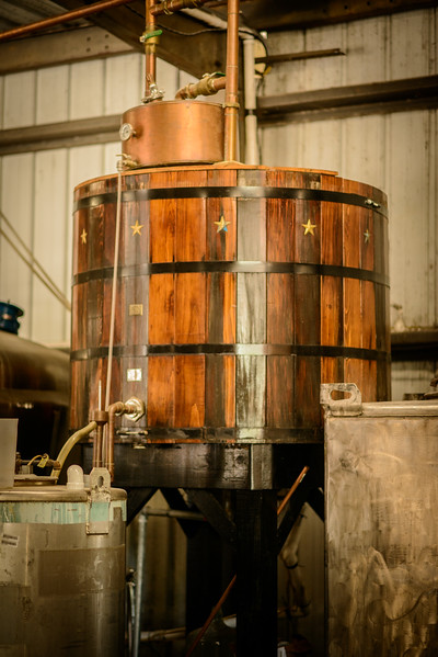 Wooden Still at Timber Creek