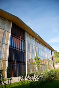 RAICO Timber Curtain Wall Images