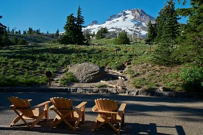 Timberline Lodge July 2014