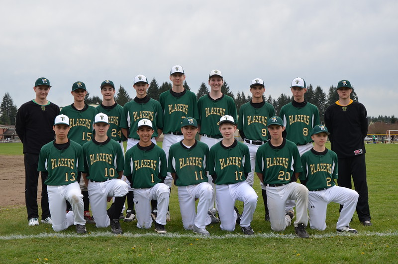 Timberline Freshman Team 2015