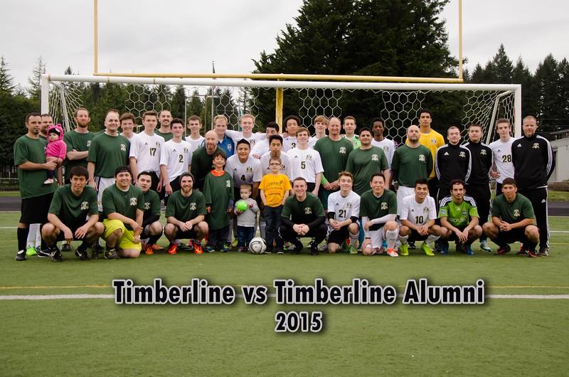 Timberline Soccer 2014/2015
