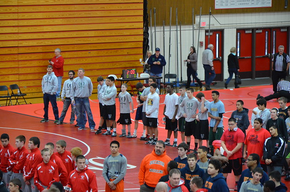 Timberline Wrestling 2014_2015
