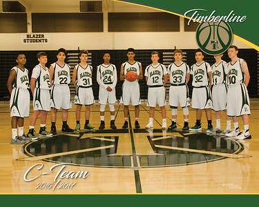 2016 Timberline C-Team guys
