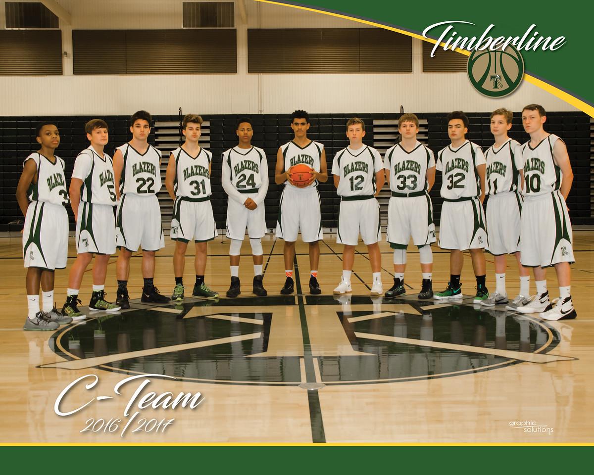 2016 Timberline C-Team guys