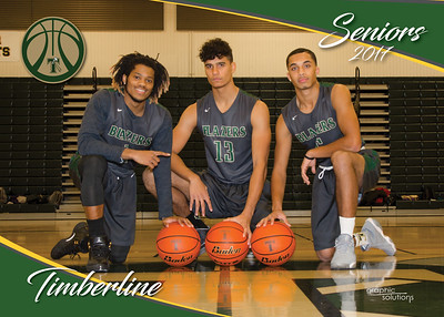 2016 Timberline Senior Guys