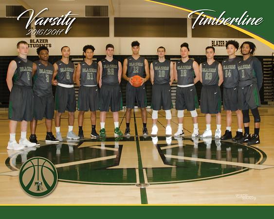 2016 Timberline Varsity 2354 guys