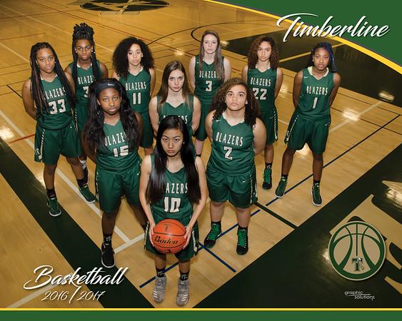 2016 Timberline Varsity Girls 2210