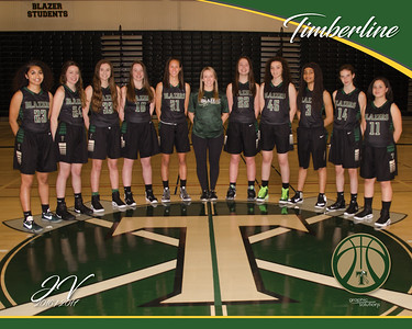 2016 Timberline JV Girls 2220