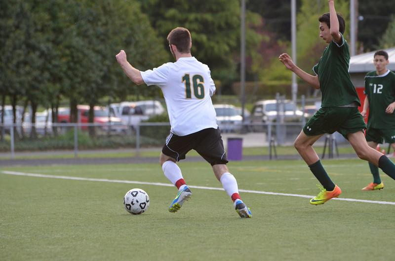Timberline Soccer 2014