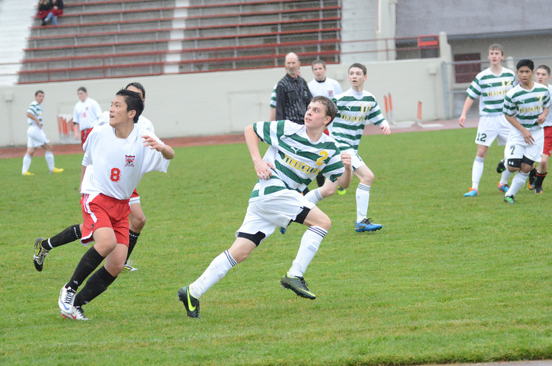 TLine JV Soccer 2013