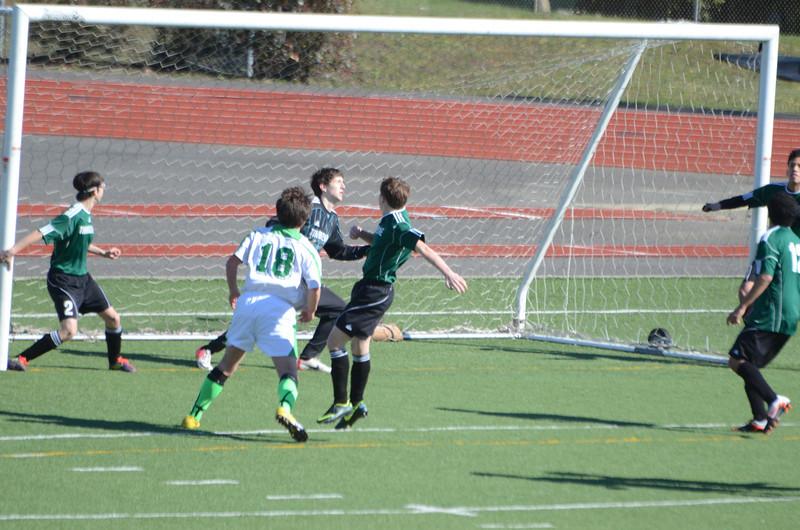 TLine Varsity Soccer 2013