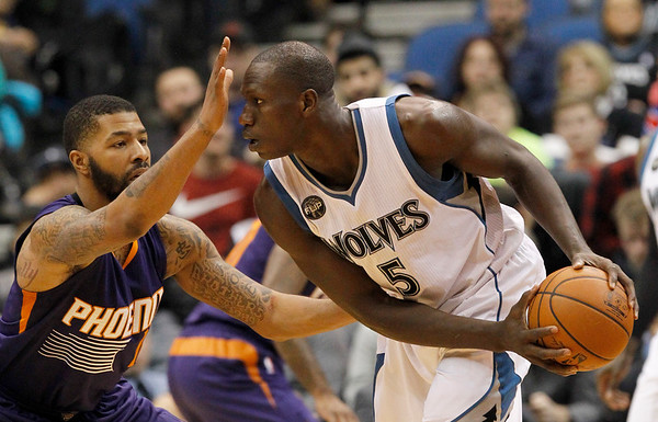 Timberwolves beat Phoenix Suns