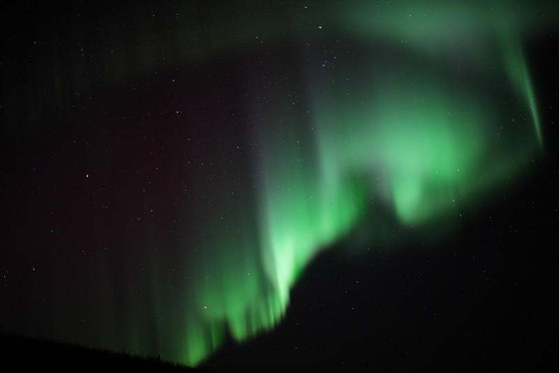 Northern Lights on March 7 2013