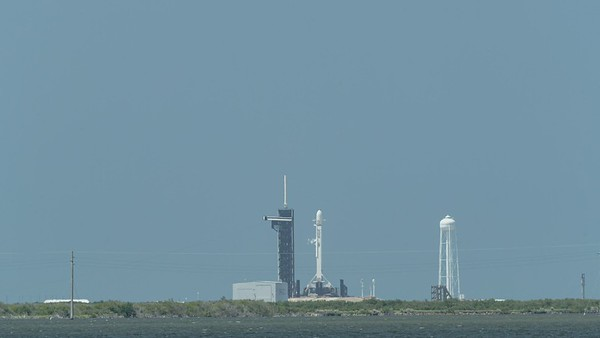 Starlink V1.0-L25 Liftoff in 4k