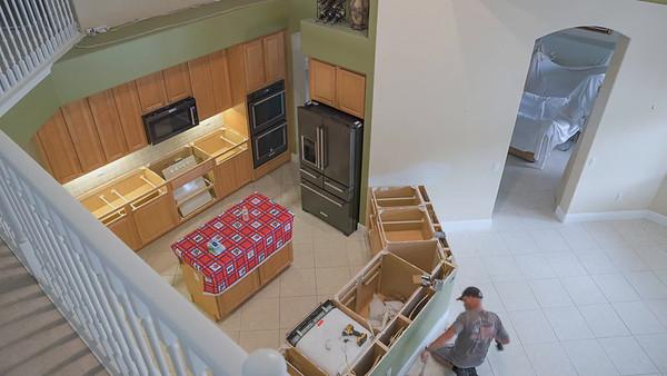 Kitchen Remodel Day 2