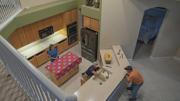 Kitchen Remodel Day 1
