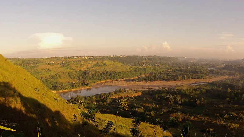 Cagayan River Valley - Slow Panning Time-Lapse