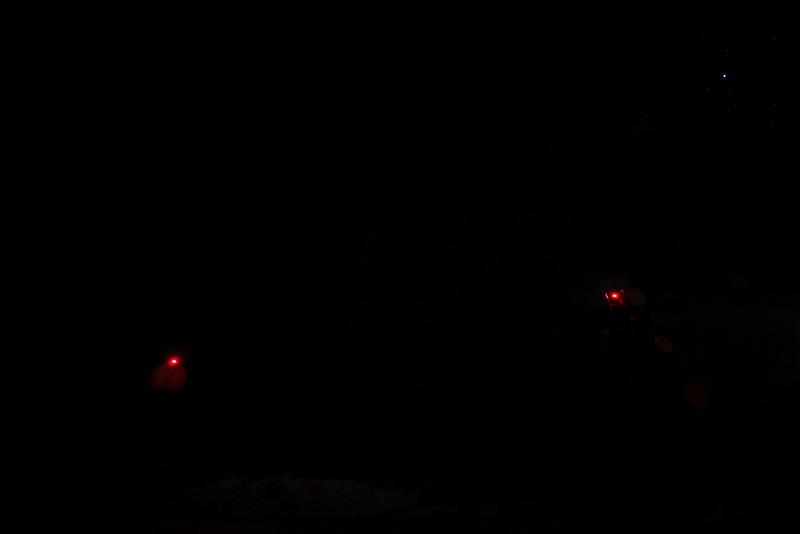 Time Lapse Clip: Aurora Borealis at Pedro Dome - March 26 2012