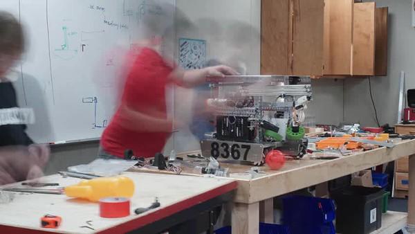 ACME Robotics Time lapse