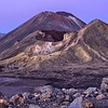 Tongariro Crossing Sunrise Time Lapse