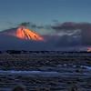 Volcano Sunrise Timelapse