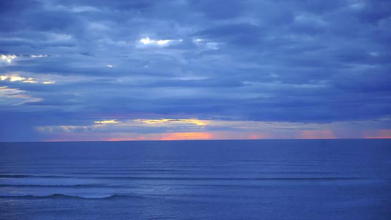 Cloudy Sunrise - Ogunquit Maine
